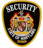 Embroidered Emblem-Security